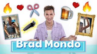 Brad Mondo Loves Quarantine Mullets