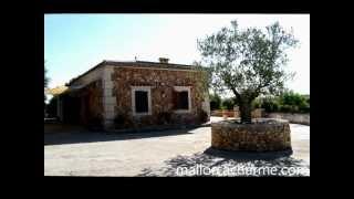 preview picture of video '054 Santa Margalida, Mallorca Finca mieten, Ferienhaus mieten, Villa auf Mallorca, Ferienwohnung'