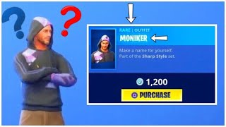 Why is this skin named so weird...? Fortnite ITEM SHOP [August 16] | Kodak wK