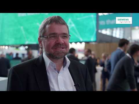 The future of energy - aspects & trends explained by Siemens Smart Infrastructure CTO, Michael Weinhold