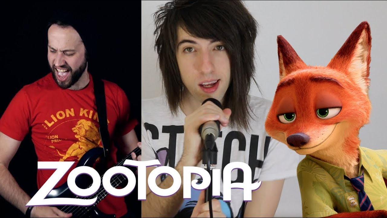 EPIC Try Everything ROCK COVER by Jonathan Young and Jordan Sweeto!
