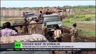 Secret war in Somalia: Amnesty International accuses US of war crimes & civilian deaths