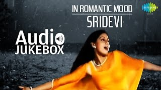 Popular Romantic Songs of Sridevi |  Tere Mere Honthon Pe | Audio Jukebox