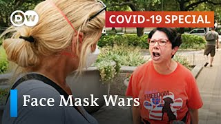 Anti-Maskers And The Face Mask Debate | COVID-19 Special