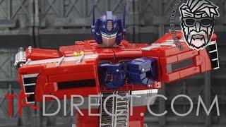 Transformers Wei Jiang Masterpiece MPP10 Alloy Diecast Oversized Optimus Prime