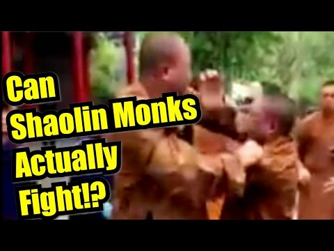 Shaolin Monks in a Real Fight! How well do they do?