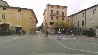 preview picture of video 'In giro per Sarteano  Toshiba x-Sport Full HD 60Fps'
