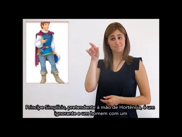 imagem ilustrativa material bilingue