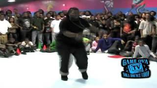 New Orleans Bounce Dancers Battle GOB Skip vs. Big Choo