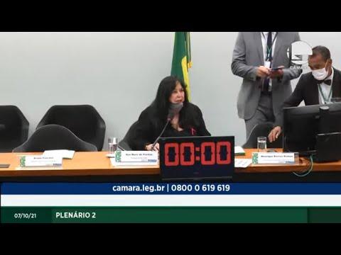 Comissão Mista de Orçamento - PLOA - Discussão e votação de propostas - 07/10/2021