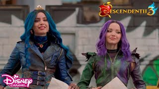 😆 Secvențe în exclusivitate | Descendenții 3 | Disney Channel Romania