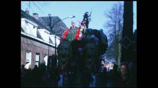 Carnavalsoptocht Oisterwijk 1975