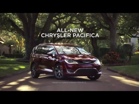 2017 NEW CHRYSLER PACIFICA - Los Angeles, Cerritos, Downey - COMMERCIAL - Coming Soon