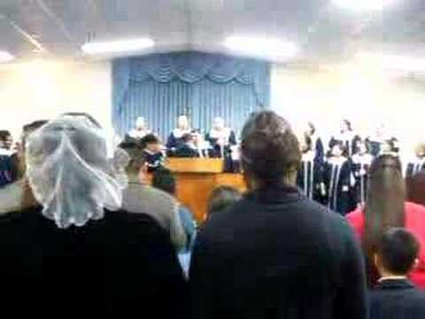 Apostolic Tabernacle Choir Part 2