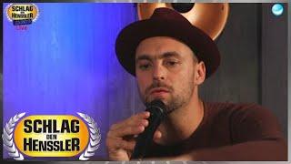 So war Eminem Backstage! Max Mutzke über TV total | Schlag den Henssler Backstage