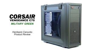 Corsair C70 Case Review