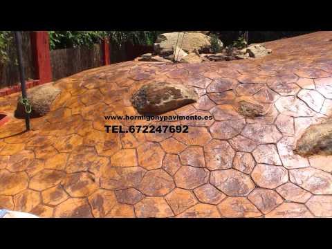 Hormigon Impreso Madrigal Del Monte 672247692 Burgos