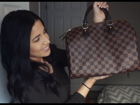 Louis Vuitton Speedy 30 Review, Thoughts & Regrets