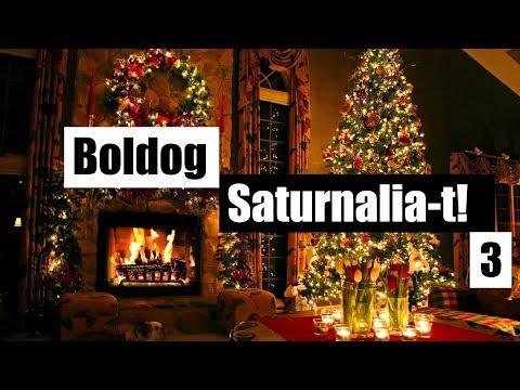 Karácsony És Saturnalia 3.Rész - Pogány Hagyományok letöltés