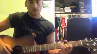 Tesla - What you give (Guitar Tutorial)
