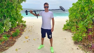 Мальдивы - Рай для Кладоискателя! Отель Dhigali.