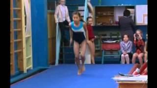 В ДЮСШ №2 прошел чемпионат по спортивной гимнастике, посвященный празднику Наурыз