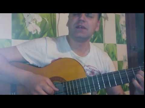 """Песня под гитару """"Березка"""""""