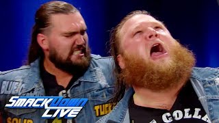 Heavy Machinery react to receiving an opportunity: SmackDown LIVE, July 2, 2019