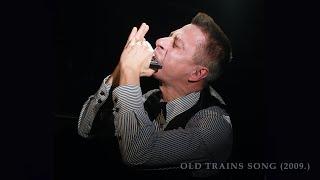 Old Trains Song - folk harmonica -train song