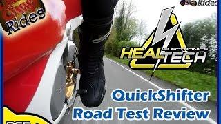 Healtech Quickshifter - Setup & Road Testing (PART TWO)