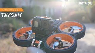 FPV turtle mode tests