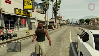#1 Grand Theft Auto V PS3 Gameplay Misi Lagi