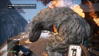"Far Cry 4 - Yeti Editor Mod: ""Tarn of the Yetis"""