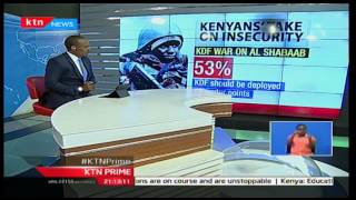 KTN Prime: Twaweza East Africa's research report indicates that Kenyans fear for their lives