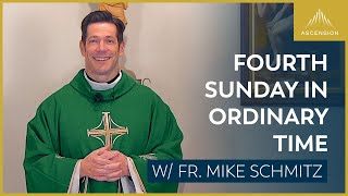 Fourth Sunday of Ordinary Time – Mass with Fr. Mike Schmitz