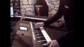 preview picture of video 'yamaha psr s950 cz.2'