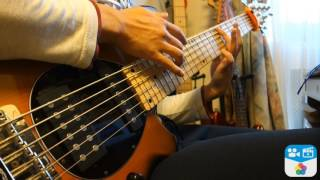 Dream Theater - New Millennium bass cover