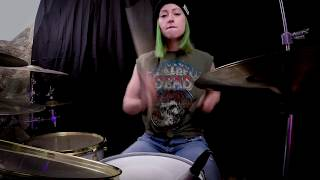 Lindsey Raye Ward - The All-American Rejects - Move Along (Drum Cover) #HitRewindPT1