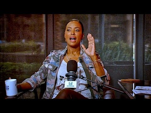"""Director Aisha Tyler of New film """"Axis"""" Joins The RE show in Studio - 9/26/17"""