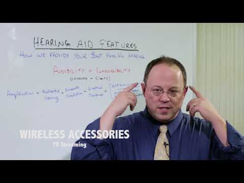 Hearing Aid Features: Wireless Accessories