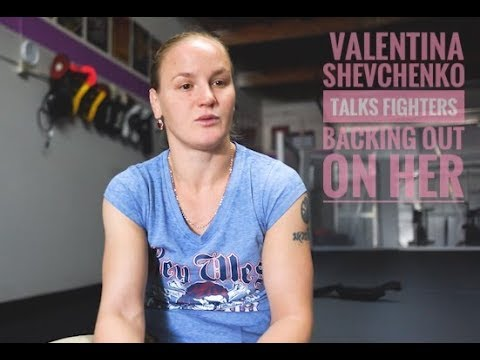 Valentina Shevchenko blasts Amanda Nunes for not being worried about the Fans