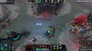 Miracle  Shadow Fiend vs Dendi Invoker Dota2 7 01  Leave Me Alone!