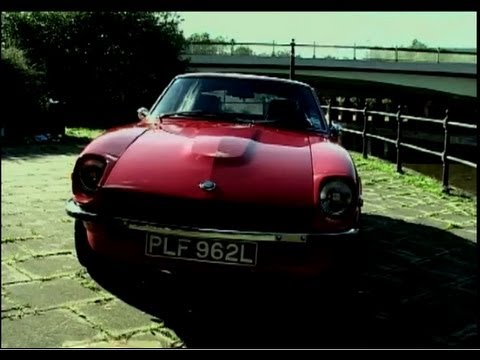Datsun 240Z Japanese Sports Car Review