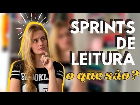 O QUE SÃO SPRINTS DE LEITURA?   Laura Brand