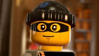 LEGO City Undercover - ВСТРЕЧА С БАНДИТАМИ РЕКСА! #3