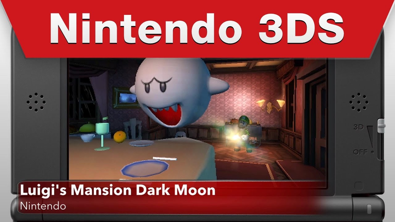 Nintendo Shows Off All The 3DS Games It's Releasing In The Near Future