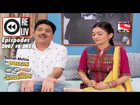 Weekly Reliv | Taarak Mehta Ka Ooltah Chashmah | 22 August to 26 August 2016