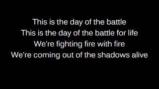 Day Of The Battle - Jonas Myrin / Lyrics HD
