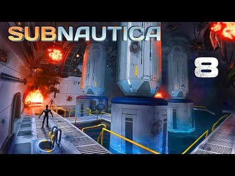 Výprava do Aurory - Subnautica S4 - Díl 8 - Nakashi