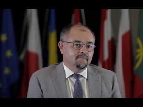 Farewell Interview with Gilles Bertrand, Chargé d'Affaires of the EU for Syria
